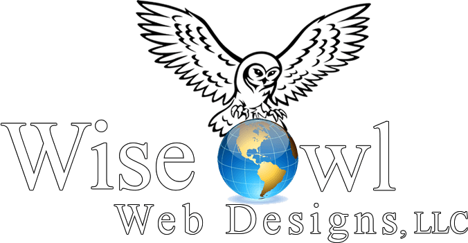 Wise Owl Web Designs Logo