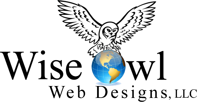Wise Owl Web Designs, LLC Company Logo Icon